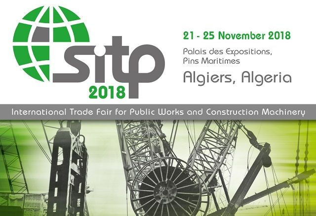 MB Crusher is coming back to SITP Algeria from 21st to 25th November 2018