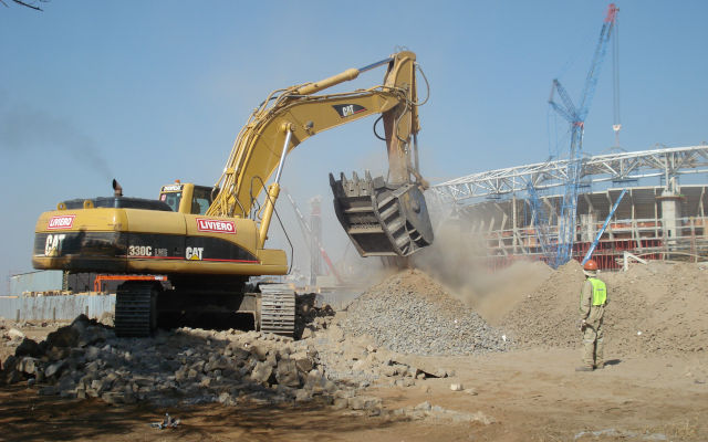 News - Road to infrastructure development activity in South Africa