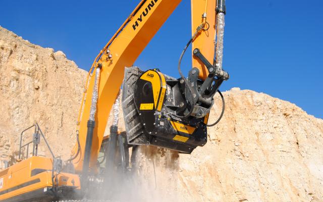 News - W jaki sposób można zoptymalizować pracę w kopalni, dzięki zastosowaniu maszyn MB Crusher?