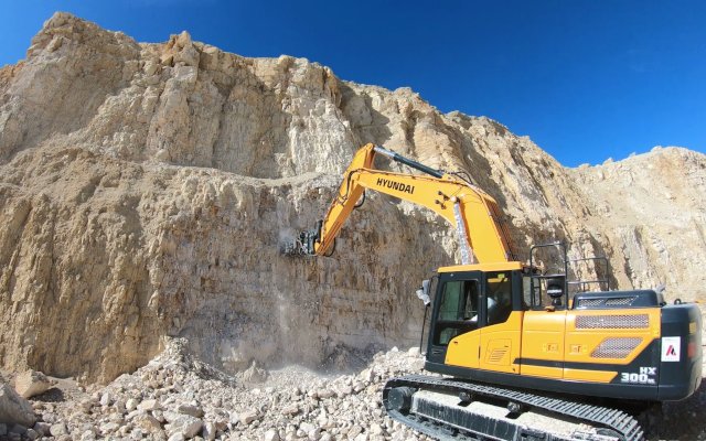 W jaki sposób można zoptymalizować pracę w kopalni, dzięki zastosowaniu maszyn MB Crusher?