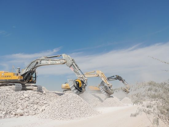 MB CRUSHERS CHANGED OUR SCOPE OF WORK - VIDEO INTERVIEW IN QATAR