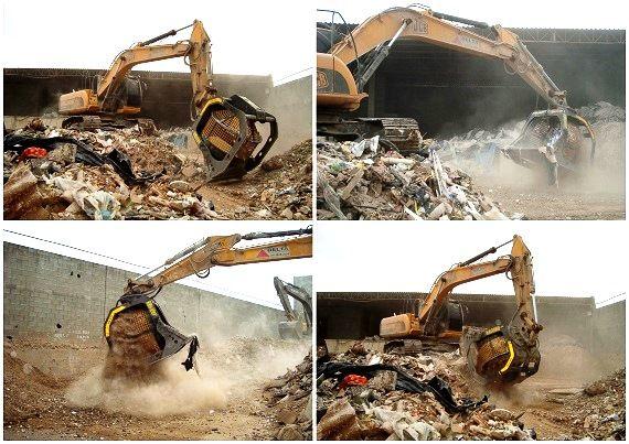 Esse é o destino da construção civil: o você recicla o você esta fora!