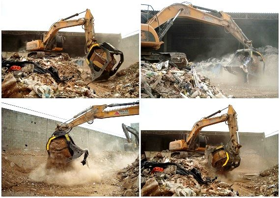 ''Esse é o destino da construção civil: ou você recicla ou você está fora''
