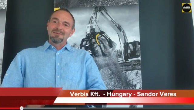 Video-interview with Mr. Sandor Veres, MB dealer in Hungary