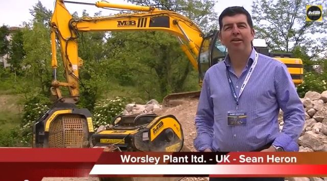 Video-interview with Mr. Heron of Worsely Plant Ltd, MB dealer from UK