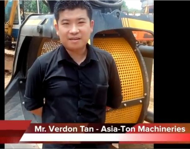Video-interview with Mr. Verdon, MB dealer in Malaysia