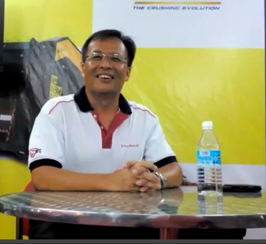 A video-interview with Mr. Wong, MB dealer in Malaysia