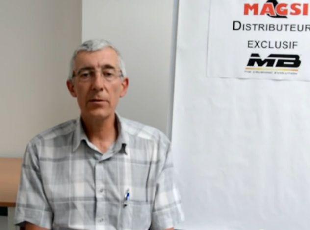 Interview avec M. Durieux, Directeur General de MAGSI, France