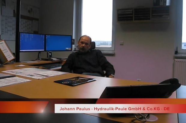 Interview mit dem deutschen Exklusivhändler Hydraulik Paule GmbH & Co. KG