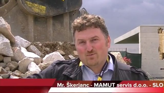 Video-interview with Mr. Škerjanc, MB dealer in Slovenia