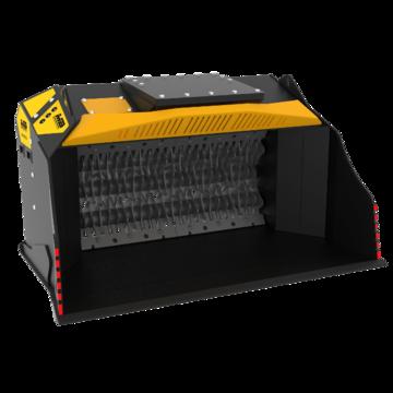 Просеивающий роторный ковш  - MB-HDS323