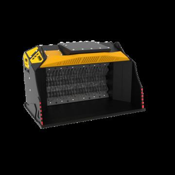 Просеивающий роторный ковш  - MB-HDS320