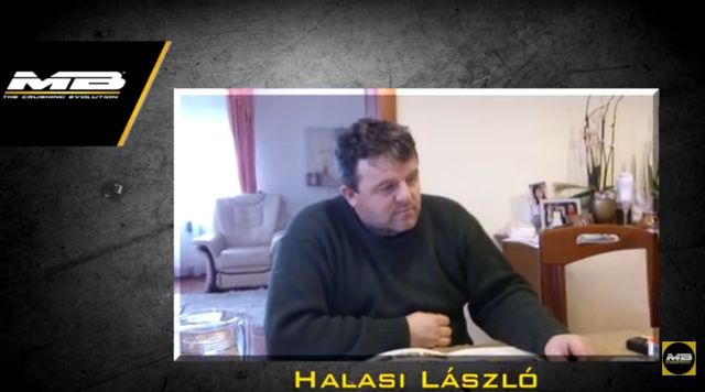Video-interview with an hungarian company, Mr. Halasi László