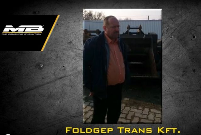 Video-interview with our customer from Hungary, Mr. PETER PURAK