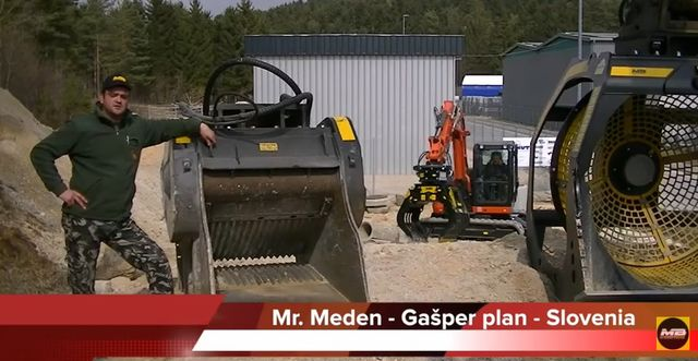 Video-interview with a Gasper Plan, a customer from Slovenia