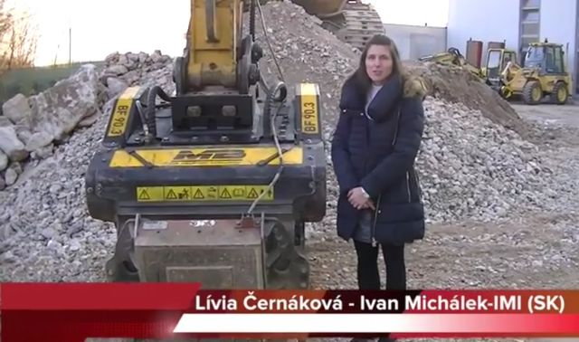 Video - interview with Mrs Černáková from Slovakia
