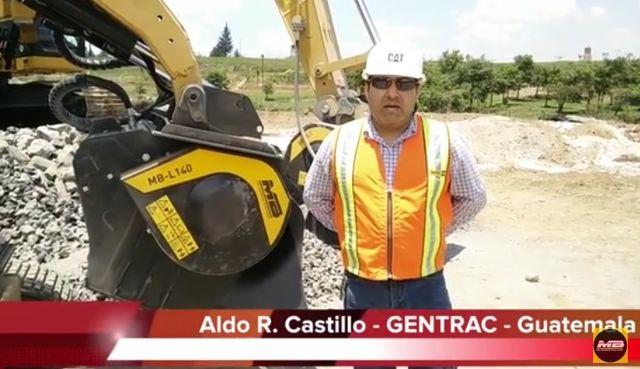 Entrevista con Aldo Renato Castillo de Guatemala