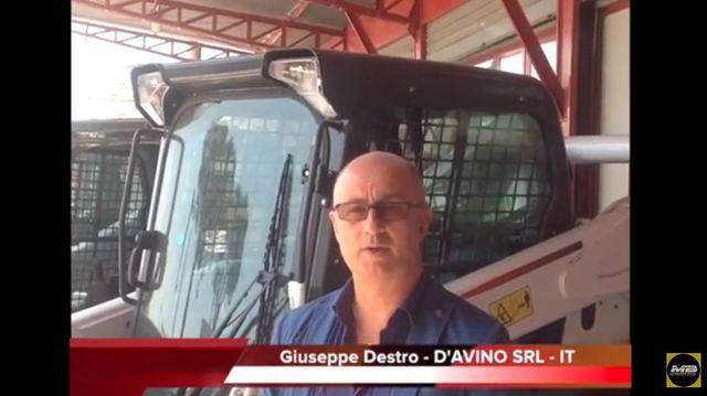 Intervista all'azienda D'Avino, distributore MB Crusher in Italia