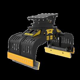 Kit de elevación basculante con perfiles de goma