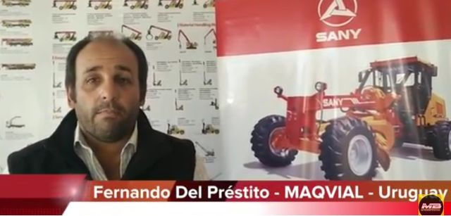 Entrevista con nuestro distribuidor en Uruguay