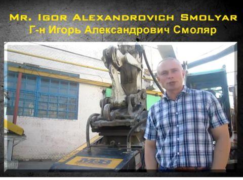 Рециклинг сборного железобетона - видеоинтервью на Украине