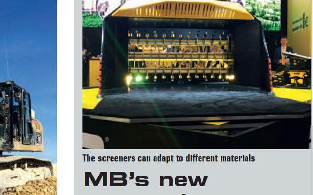 MB's new  generation