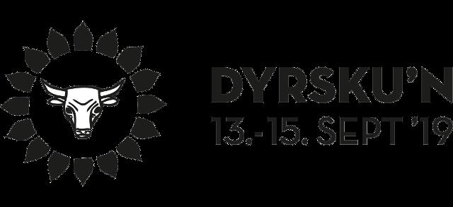We wish you a warm welcome to Dyrsku'n 13.-15. September 2019!