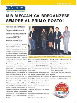 MB Meccanica Breganzese sempre al primo posto