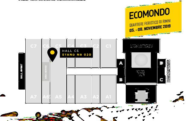 Ecomondo 2019, Rimini 5-8 Novembre