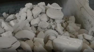Waste - Ceramic