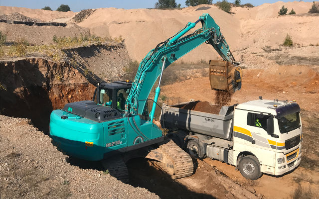 More productivity at lower cost: a quarry challenge
