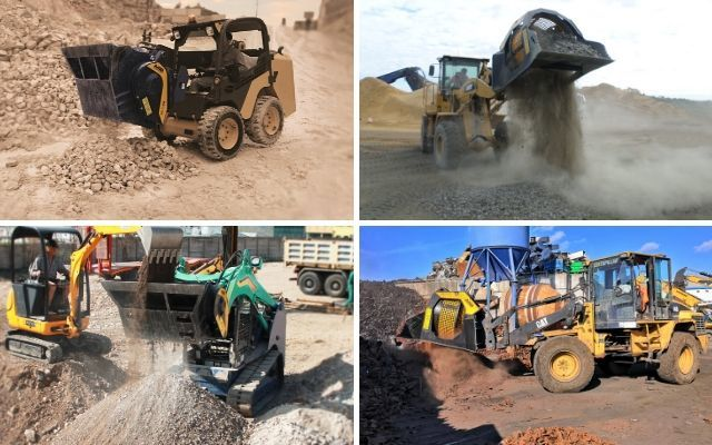 News - Skid steers, loaders, backhoe loaders: <br>9 tips to use your equipment to its fullest.