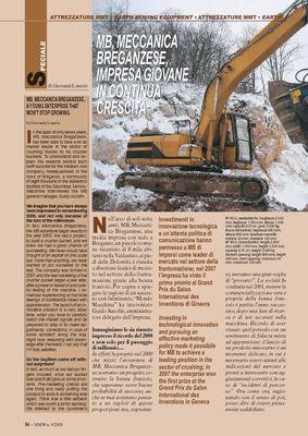 MB, Meccanica Breganzese, impresa giovane in continua crescita