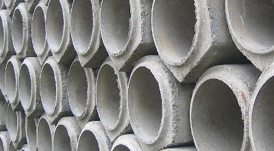 Poles and columns - Concrete pipes