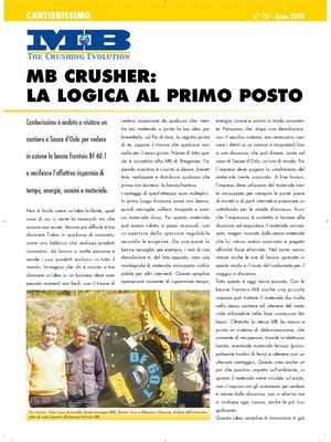 MB Crusher: la logica al primo posto