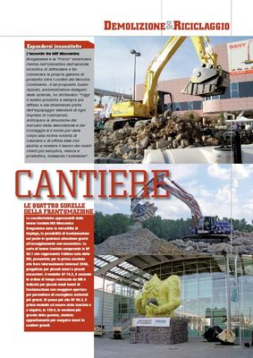 Alleato in cantiere