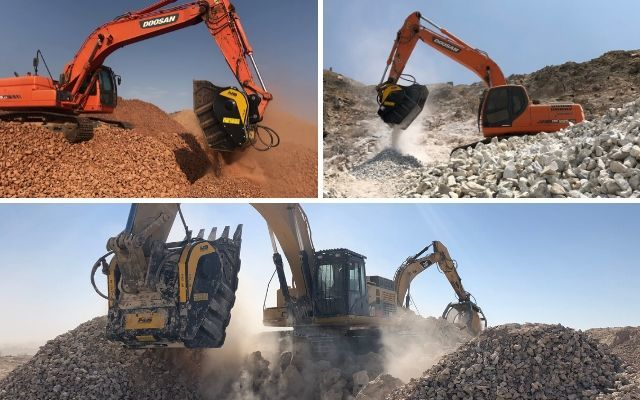 News - More productivity at lower cost: a quarry challenge