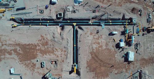 Oleoductos, Acueductos, Conductos para redes telefónicas y fibras ópticas con implementos MB