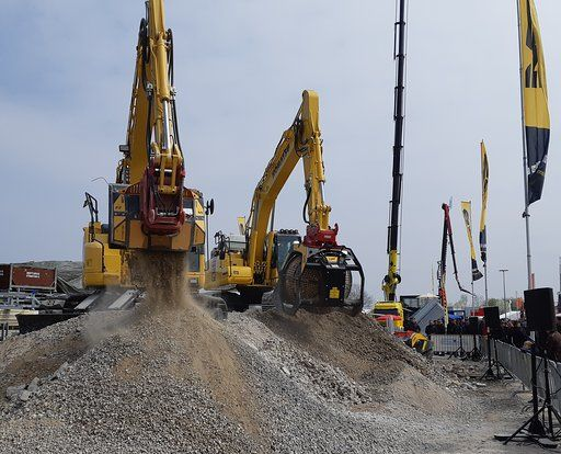 Il tour di MB Crusher tra le fiere di settore delle costruzioni e del movimento terra