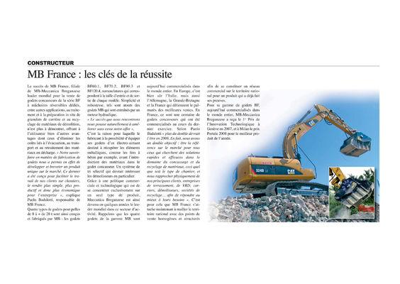 MB France: les clés de la réussite