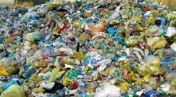 Waste - Nylon and plastic