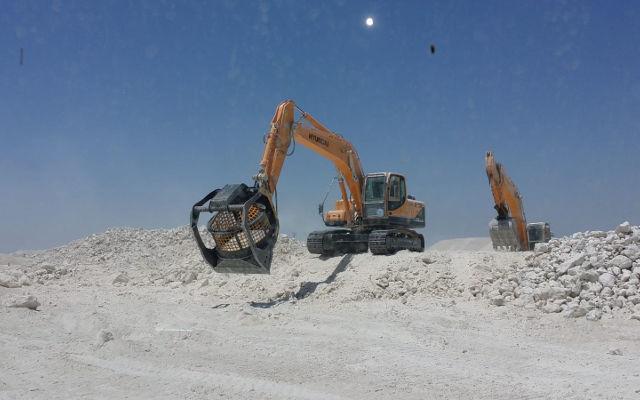 Screening bucket MB-S18, Screening bucket MB-S23, excavator