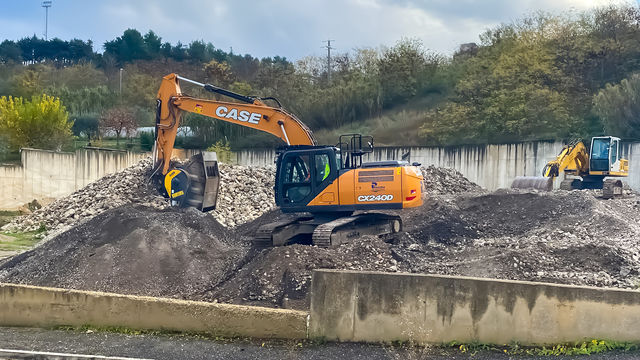 Possiamo riutilizzare il materiale nello stesso cantiere o in altri cantieri in cui lavoriamo senza doverlo portare in discarica