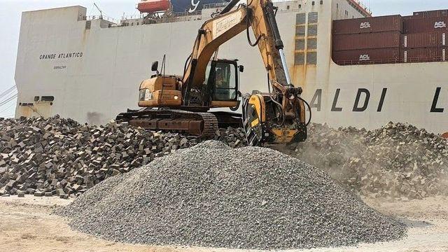 Puertos y aeropuertos: con MB Crusher suben los beneficios y bajan los costos
