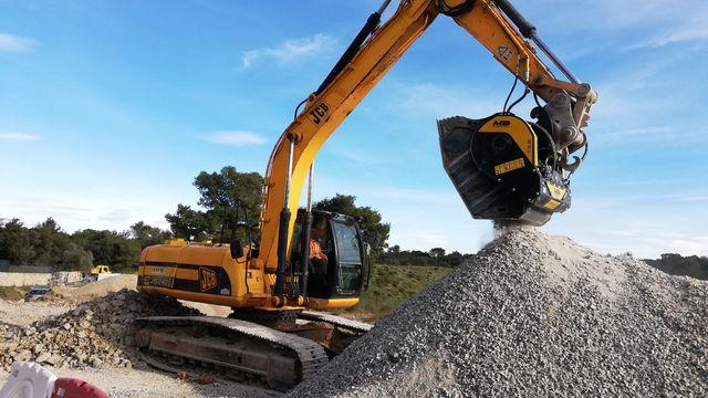 News - 建設副産物のリサイクル