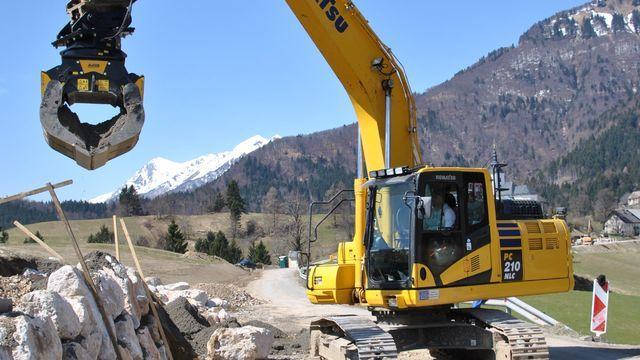 Muros de piedra seca: los nuevos equipos MB ayudan a las empresas y artesanos
