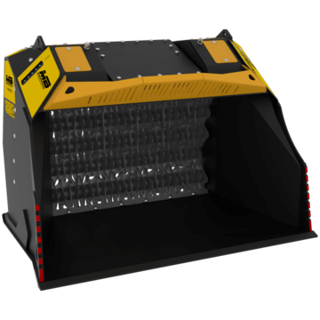 Shafts screener - MB-HDS523
