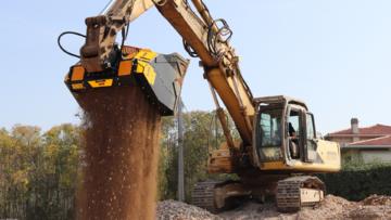 MB Crusher launches Screener Bucket for 30 to 45 tonne excavators