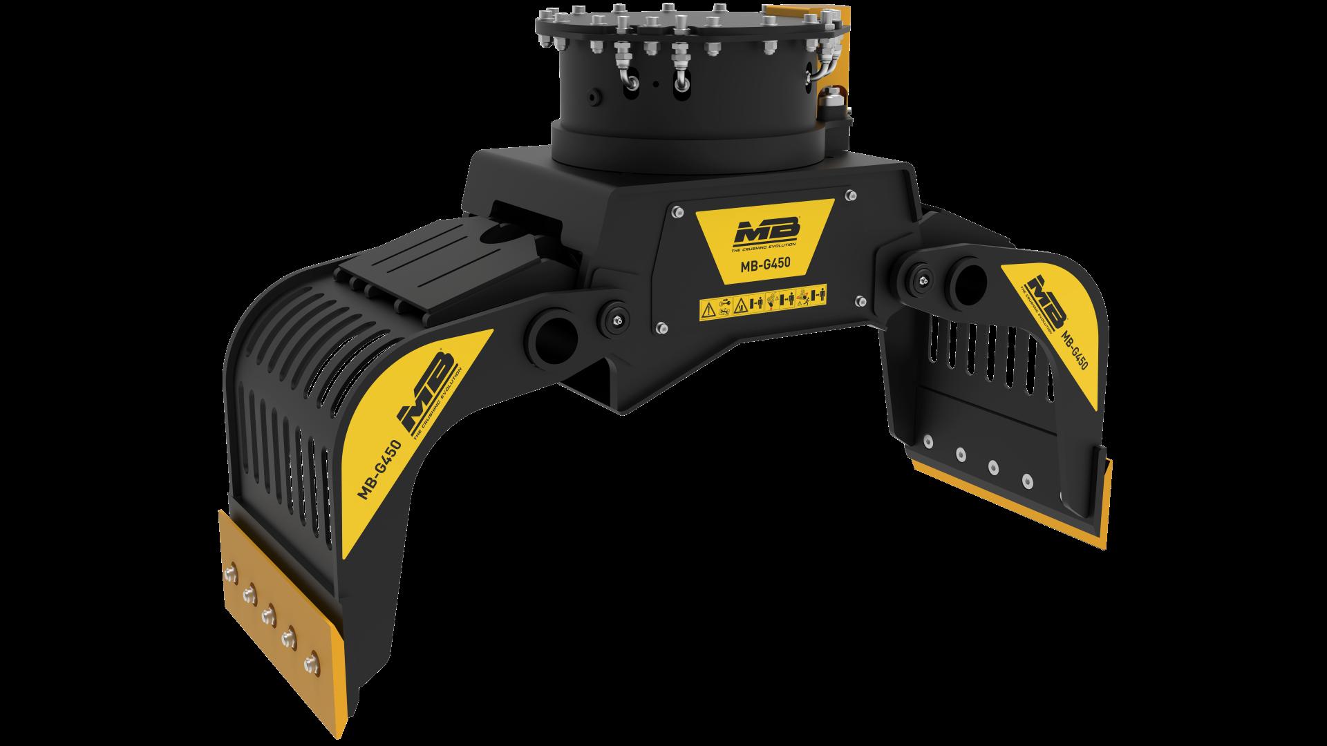 MB-G450 MB Crusher